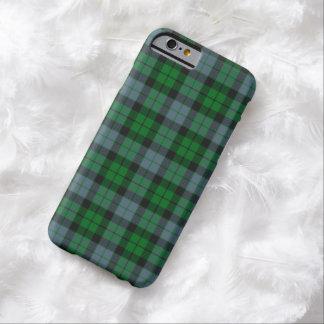 MacKay/caso do iPhone 6 Tartan de McCoy Capa Barely There Para iPhone 6