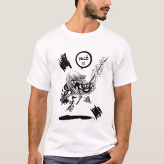 Macô, Nação zumbi Camiseta