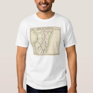 Madagascar África 56 Camiseta