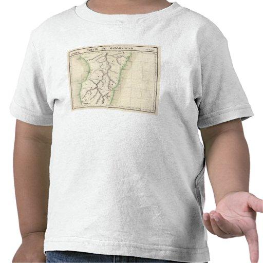 Madagascar África 56 Camisetas