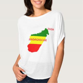 MADAGÁSCAR RASTA CAMISETA