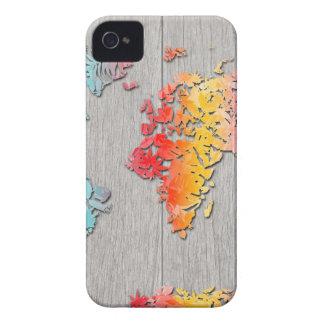 madeira 7 do mapa do mundo capinha iPhone 4