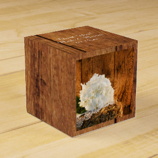 Madeira do celeiro do falso, casamento de madeira caixinha
