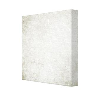 Madeira lavada branco impressão em canvas
