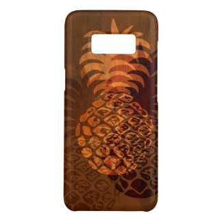 Madeira tropical havaiana de Koa do falso do Capa Case-Mate Samsung Galaxy S8