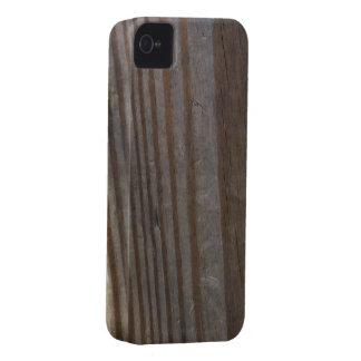 Madeira velha capas para iPhone 4 Case-Mate