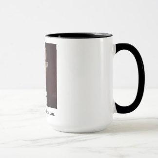 Madisonian novo - caneca de café