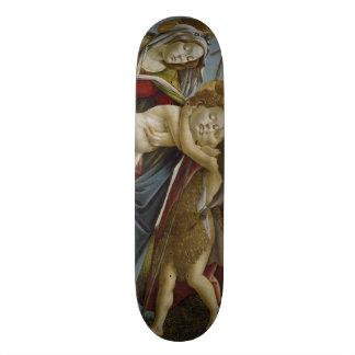 Madonna, criança, St John o baptista por Skates