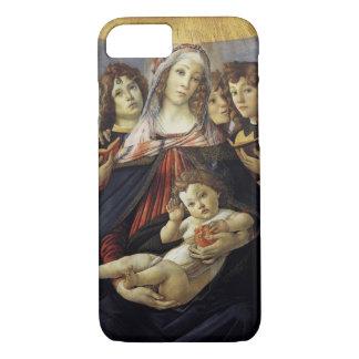 Madonna das capas de iphone de Botticelli da romã