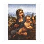 Madonna do Yarnwinder cerca de 1501 Impressão Em Tela