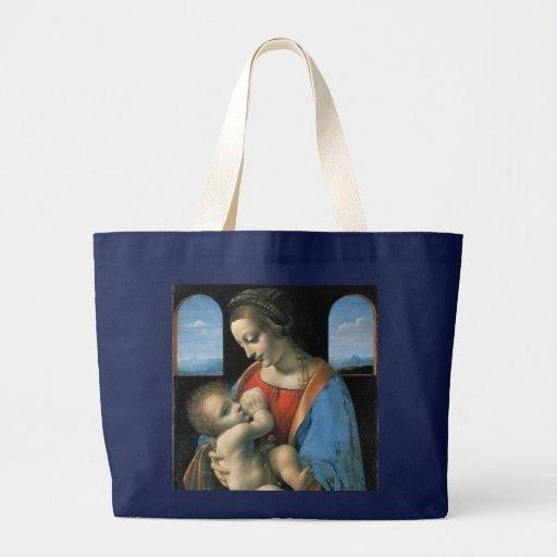 Madonna Litta por Leonardo da Vinci Bolsa Para Compra