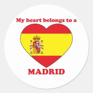 Madrid Adesivo