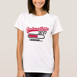 Madrinha 2017 camiseta
