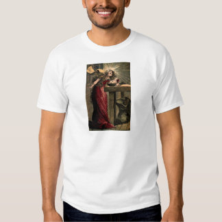 Madrinha feericamente do vintage tshirt