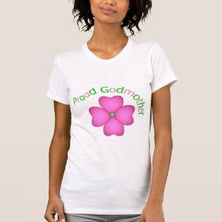 Madrinha orgulhosa camiseta