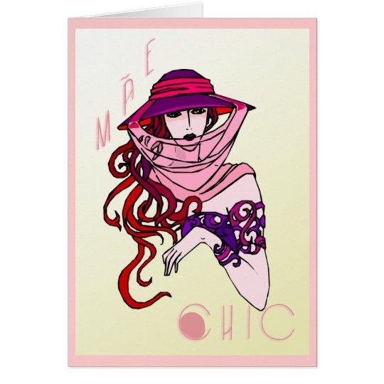 Mãe Chic Cartões por Dia das Mães
