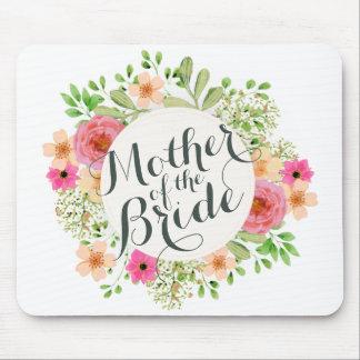 Mãe da noiva que Wedding   Mousepad