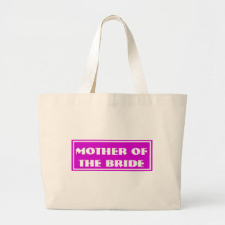 Mãe de Hotpink da noiva que Wedding a sacola Bolsa Para Compra