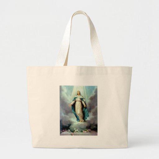 Mãe divina bolsa para compra