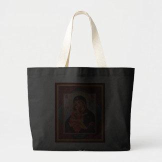 Mãe do Virgin de Vladimir Bolsa De Lona