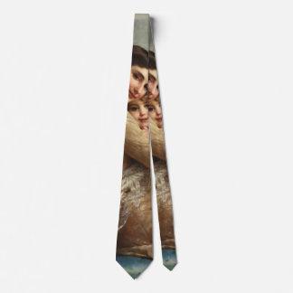 Mãe e criança 1885 gravata