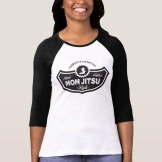 Mãe Jiu Jitsu Camiseta
