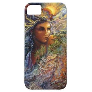 Mãe Natureza Capa Para iPhone 5