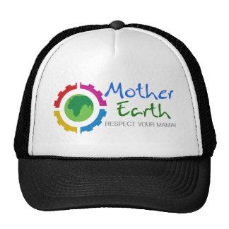 Mãe Terra do respeito Bonés