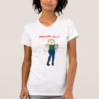 Mães militares tshirt