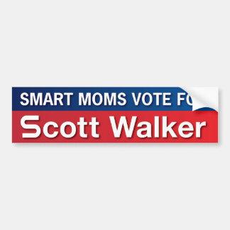 Mães para o caminhante de Scott Adesivo