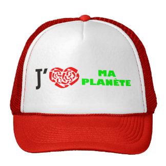 Mães Planete de J'aime Boné
