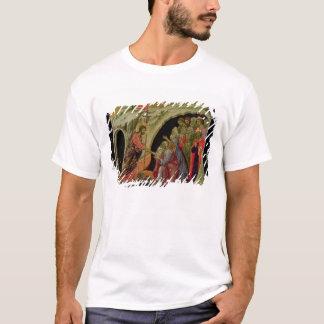 Maesta: Descida no limbo, 1308-11 Camiseta