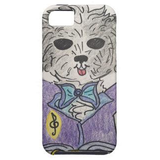 Maestros do filhote de cachorro capa para iPhone 5