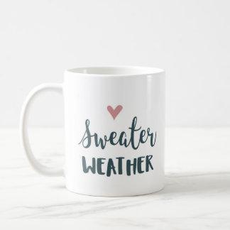Mag do tempo da camisola caneca de café