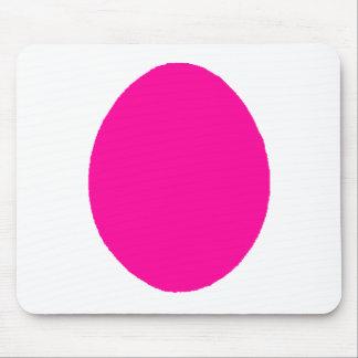 Magenta contínua do ovo os presentes de Zazzle do  Mousepads