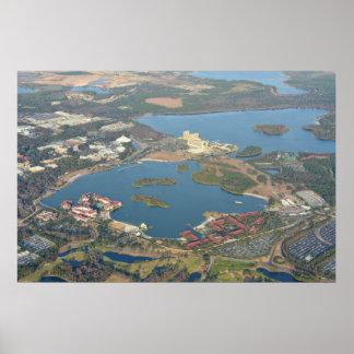 Mágica na lagoa de sete mares & no lago bay poster