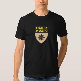 """Magik Muzik """"creme """" T-shirt"""
