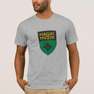 """Magik Muzik """"verde """" Camiseta"""