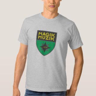 """Magik Muzik """"verde """" Tshirt"""