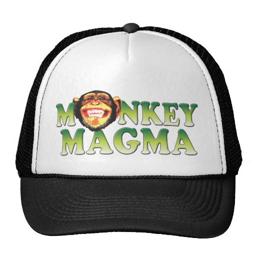 Magma do macaco boné