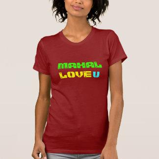 MAHAL, amor, U Camiseta