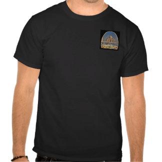 MAHAL India de TAJ Camiseta