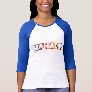 Mahalo Camisetas