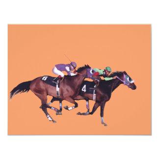 Maio o cavalo seja com você! convite 10.79 x 13.97cm