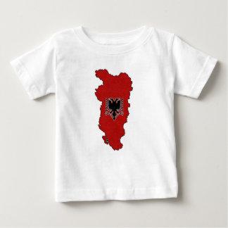 Maior camisa do bebê de Albânia