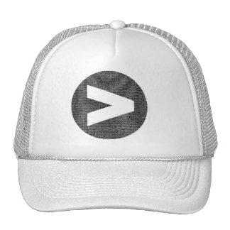Maior do que o chapéu do logotipo boné