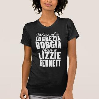 Mais Borgia do que Bennett T-shirt