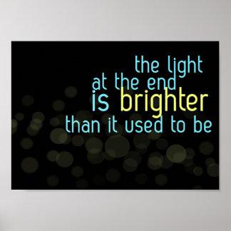 Mais brilhante! Poster