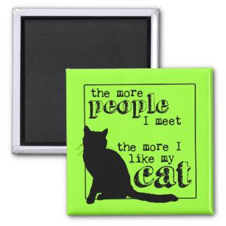 Mais eu gosto de meu gato - todas as cores ima