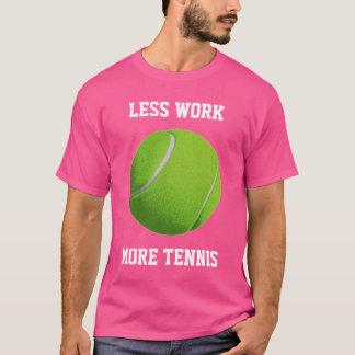 Mais tênis camiseta